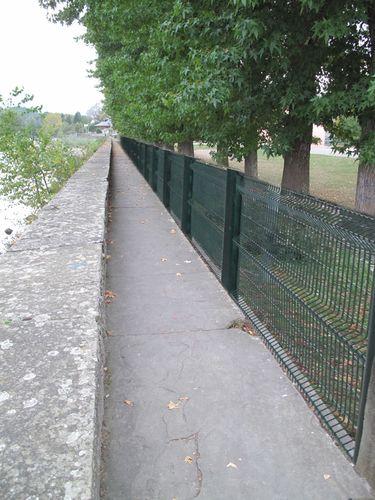 Promenade fronton grillagée 2web