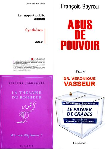 Lectures livres