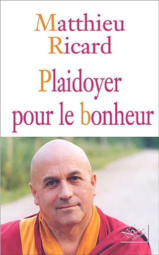 Mathieu Ricard livre