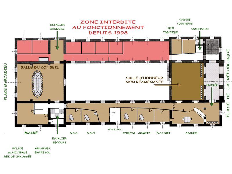 Plan mairie réfec 1